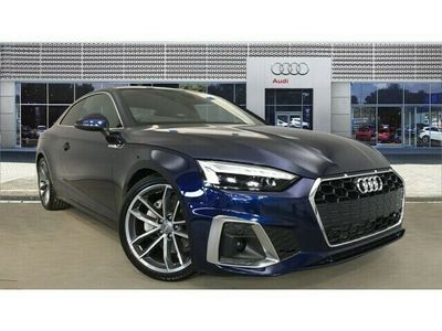 used Audi A5 40 TFSI S Line 2dr S Tronic Petrol Coupe