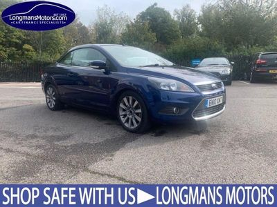 used Ford Focus 2.0 CC2 2d 135 BHP 12 MONTHS MOT INCLUDED