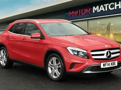 used Mercedes GLA220 Gla Class 2.1CDI SE (Executive) 7G-DCT 4MATIC 5dr