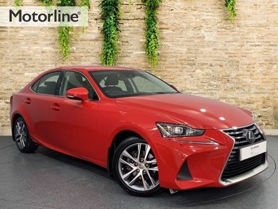 used Lexus IS300h 4dr CVT Auto 2.5
