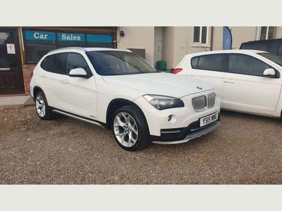 used BMW X1 2.0 18d xLine xDrive 5dr
