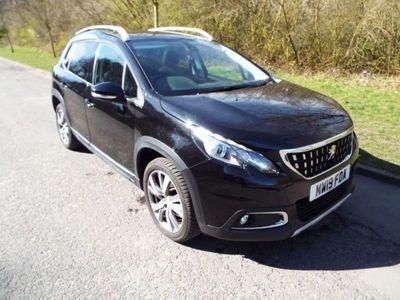 used Peugeot 2008 BLUEHDI ALLURE PREMIUM