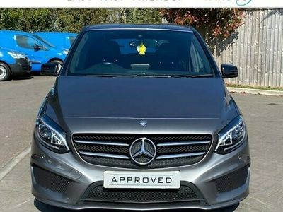 used Mercedes B180 B-Class1.5Cdi Amg Line Premium Automatic 5dr