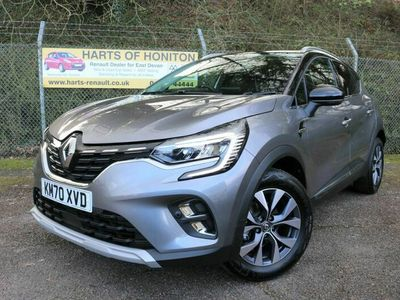 used Renault Captur 1.5 S Edition DCi Turbo Diesel Auto in Grey/Black Roof