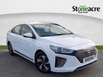 used Hyundai Ioniq 1.6 h-GDi SE Hatchback 5dr Petrol Hybrid DCT (s/s) (141 ps)