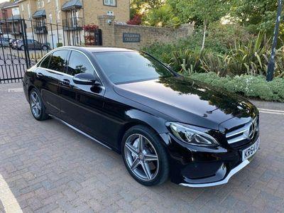 used Mercedes C250 C Class 2.1CDI BlueTEC AMG Line G-Tronic+ (s/s) 4dr