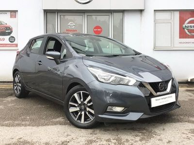 used Nissan Micra 2018 Stoke On Trent 0.9 IG-T Acenta 5dr