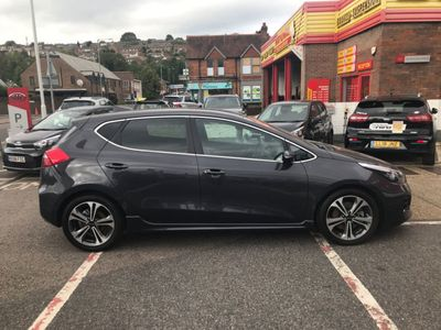 used Kia cee'd 1.0T GDi ISG Gt-line 5Dr