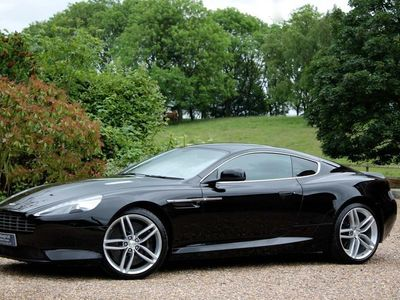 used Aston Martin DB9 5.9 Touchtronic II 2dr (2+2)