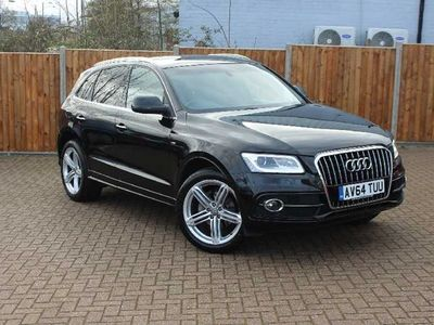 used Audi Q5 Non-Franchise C