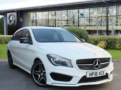 used Mercedes CLA220 CLAD AMG LINE Automatic 5-Door