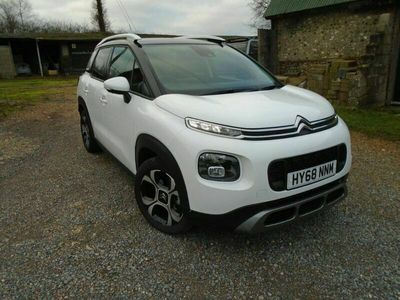 used Citroën C3 Aircross 1.2 PureTech Flair (s/s) 5dr