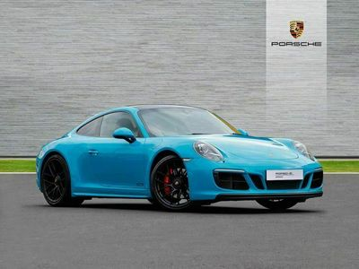 used Porsche 911 Carrera GTS 2dr PDK [991] coupe