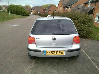 used VW Golf 1.4 Match 3dr