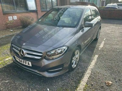 used Mercedes B220 B Class 2.1Sport 7G-DCT (s/s) 5dr