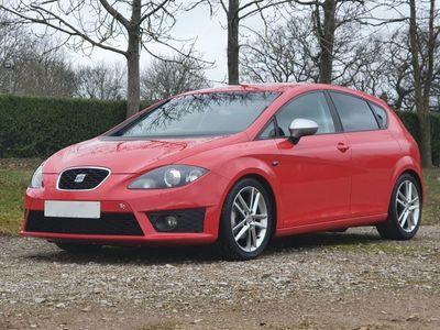 used Seat Leon 2.0 TDI CR CR FR 5dr
