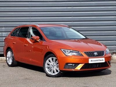 used Seat Leon Diesel Sport Tourer 2.0 TDI 150 Xcellence Technology 5dr [Leather]