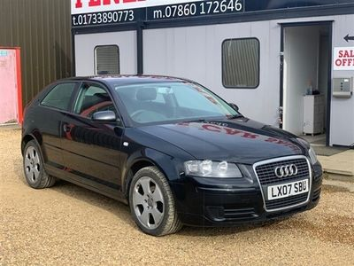 used Audi A3 1.9 TDI SPECIAL EDITION 3d 103 BHP SERVICE HISTORY