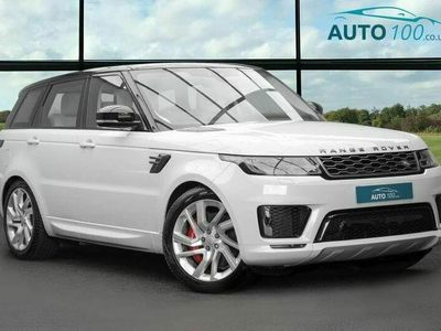 used Land Rover Range Rover Sport 2.0 P400e HSE Dynamic
