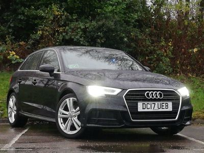 used Audi A3 1.5 Tfsi S Line 5Dr
