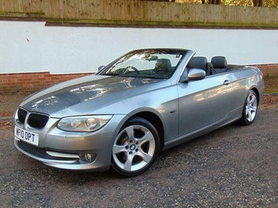 used BMW 320 Cabriolet 320d SE 2dr Step Auto