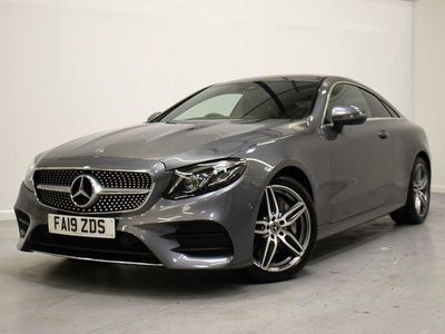 used Mercedes E350 E-ClassAMG Line 2dr 9G-Tronic
