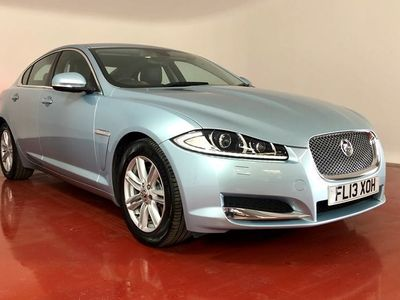 used Jaguar XF 2.2d [163] Luxury 4dr Auto [HOLDCROFT HAND PICKED USED CARS] Automatic
