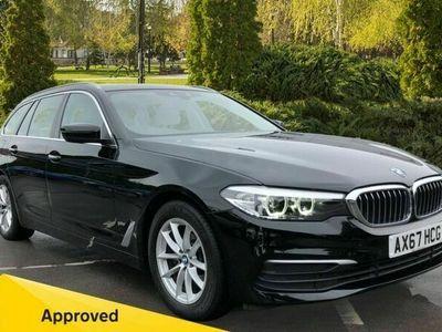 used BMW 520 5 Series d SE 5dr - Front/Rear Parki 2.0