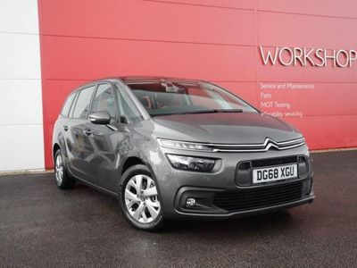 used Citroën Grand C4 Picasso 1.6 BlueHDi Touch Edition (s/s) 5dr Estate 2018