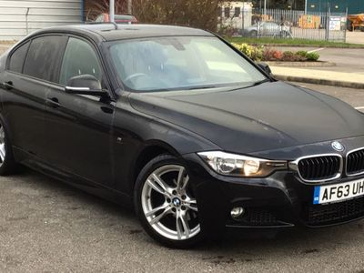 used BMW 318 3 Series D M Sport 4Dr