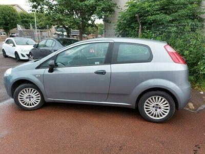 used Fiat Grande Punto Hatchback 1.2 Active 3d