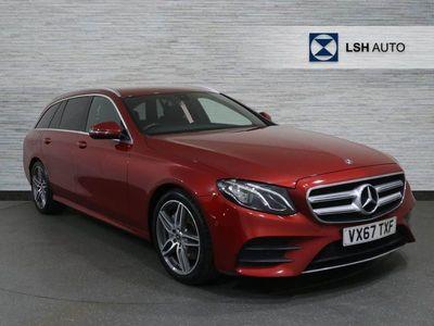 used Mercedes E220 E ClassEstate 2.0 5dr