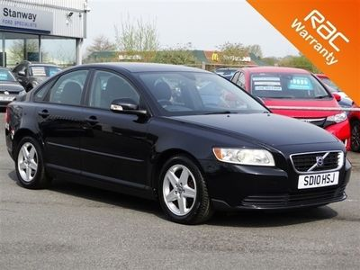 used Volvo S40 1.6 D DRIVE S 4d 109 BHP FULL SERVICE HISTORY