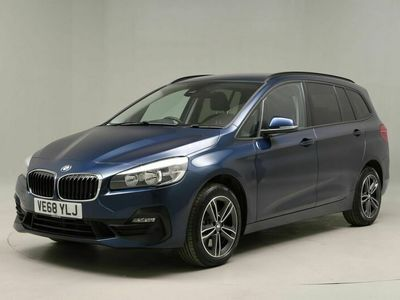 used BMW 220 2 Series Gran Tourer d Sport 5dr Step Auto - BLUETOOTH AUDIO - MULTI-FUNCTION STEERING WHEEL 2.0