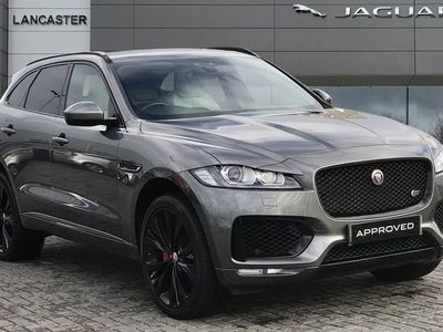 used Jaguar F-Pace 2018 Reading 3.0 V6 Diesel (300PS) S AWD