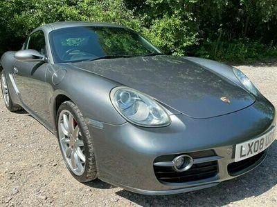 used Porsche Cayman Coupe 3.4 S 2d Tiptronic