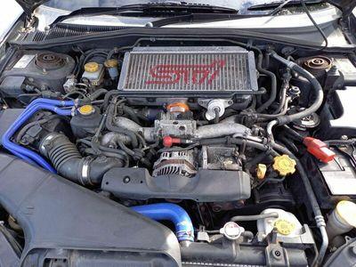 used Subaru Impreza 2.5 WRX 4dr