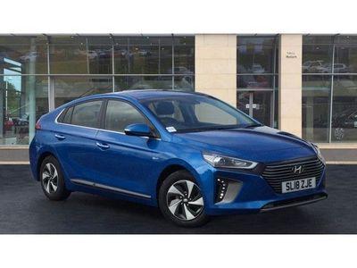 used Hyundai Ioniq 1.6 GDi Hybrid Premium 5dr DCT Hybrid Hatchback