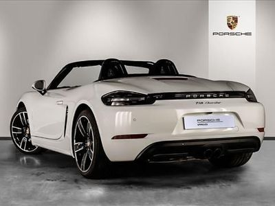 used Porsche Boxster 2.0 2dr PDK 2019