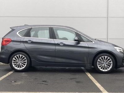 used BMW 220 2-Series Active Tourer i Luxury Sport Dual-clutch auto (04/2018 on) 5d