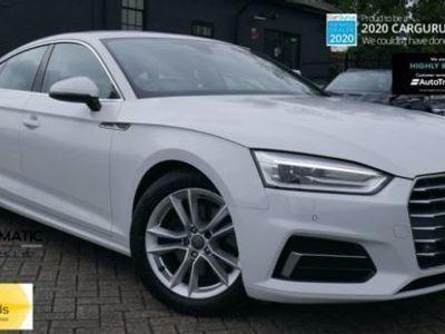 used Audi A5 Sportback 2.0 TFSI SPORT 5d 188 BHP Semi Auto
