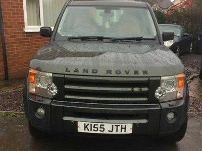 used Land Rover Discovery 3 2.7 TD V6 HSE 5dr