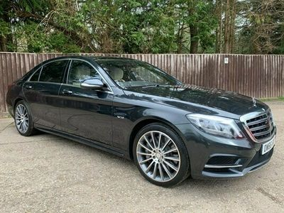used Mercedes S600L S Class 6.0AMG Line 7G-Tronic Plus (s/s) 4dr