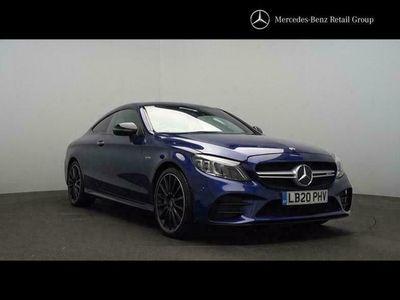 used Mercedes C43 AMG AMG4MATIC PREMIUM PLUS