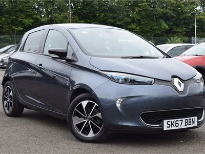 used Renault Zoe 68kW Dynamique Nav 41kWh 5dr Auto