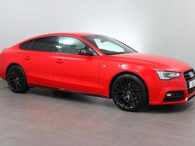 used Audi A5 Tdi Black Edition Plus Auto 5-Door