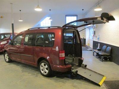 used VW Caddy Maxi C20 1.6 C20 LIFE TDI 5DR AUTOMATIC WHEELCHAIR CAR