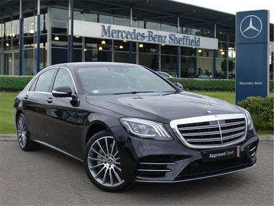 used Mercedes S400 S ClassL AMG Line Premium 4dr 9G-Tronic Automatic