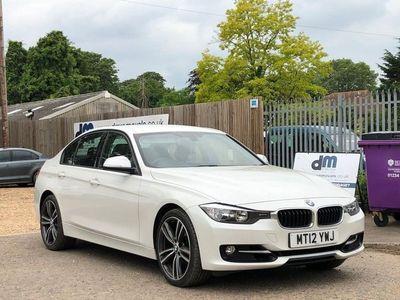 used BMW 320 3 Series 2.0 i Sport Saloon 4dr Petrol Manual (147 g/km, 184 bhp)
