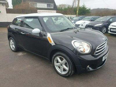 used Mini Cooper Paceman 1.6 3dr 6 MTHS WARRANTY SUV 2014